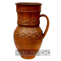 Jug with a pattern 2